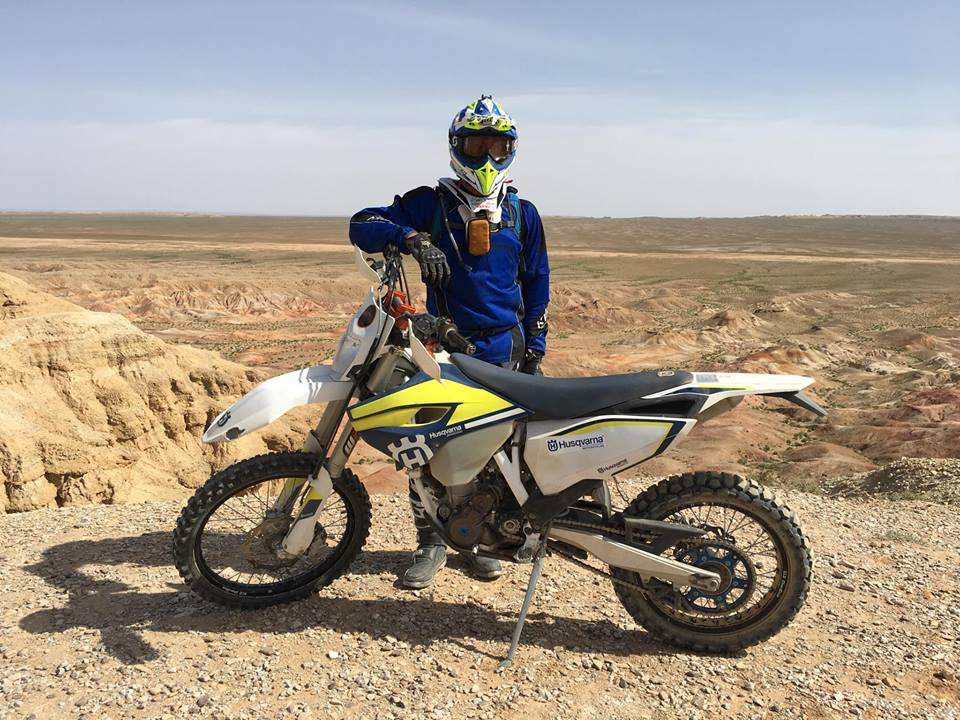 Husqvarna - See Mongolia's Beauty in an Exciting, Fun and Adventurous way!