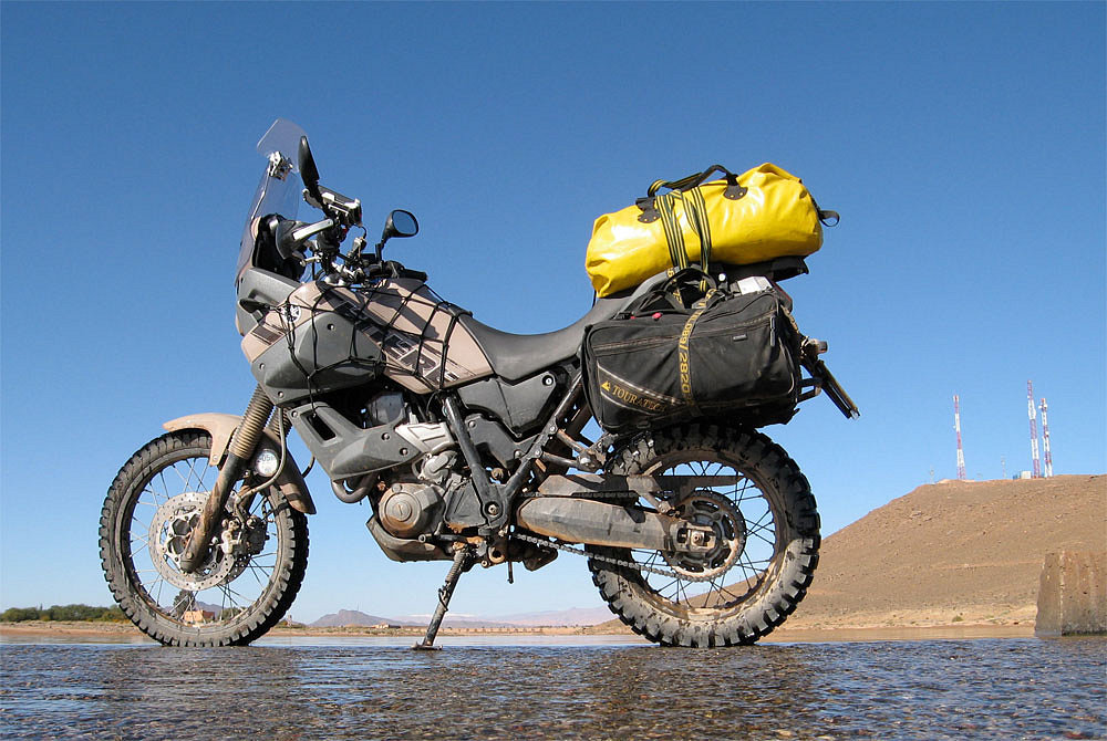 Yamaha Tenere - See Mongolia's Beauty in an Exciting, Fun and Adventurous way!