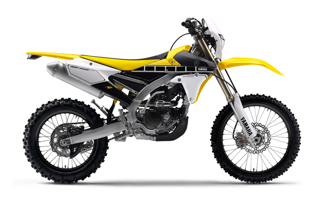 Yamaha WR250 - See Mongolia's Beauty in an Exciting, Fun and Adventurous way!