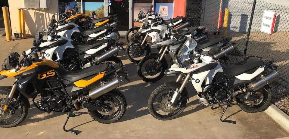 BMW GS800 - See Mongolia's Beauty in an Exciting, Fun and Adventurous way!