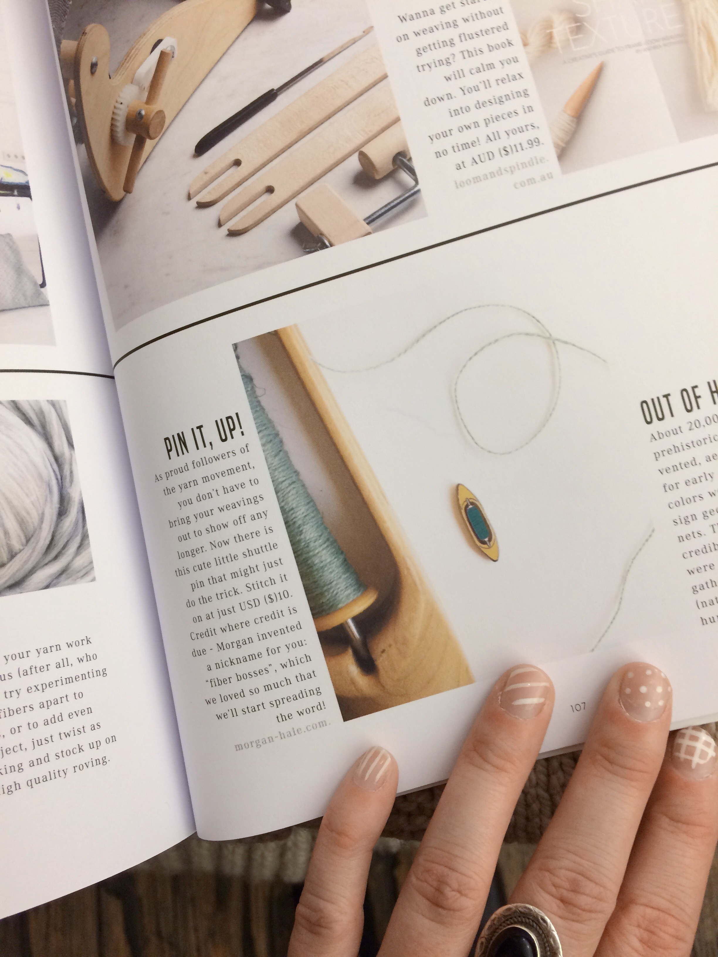 Featured in the debut issue of Koel Magazine ~ click to purchase the issue!