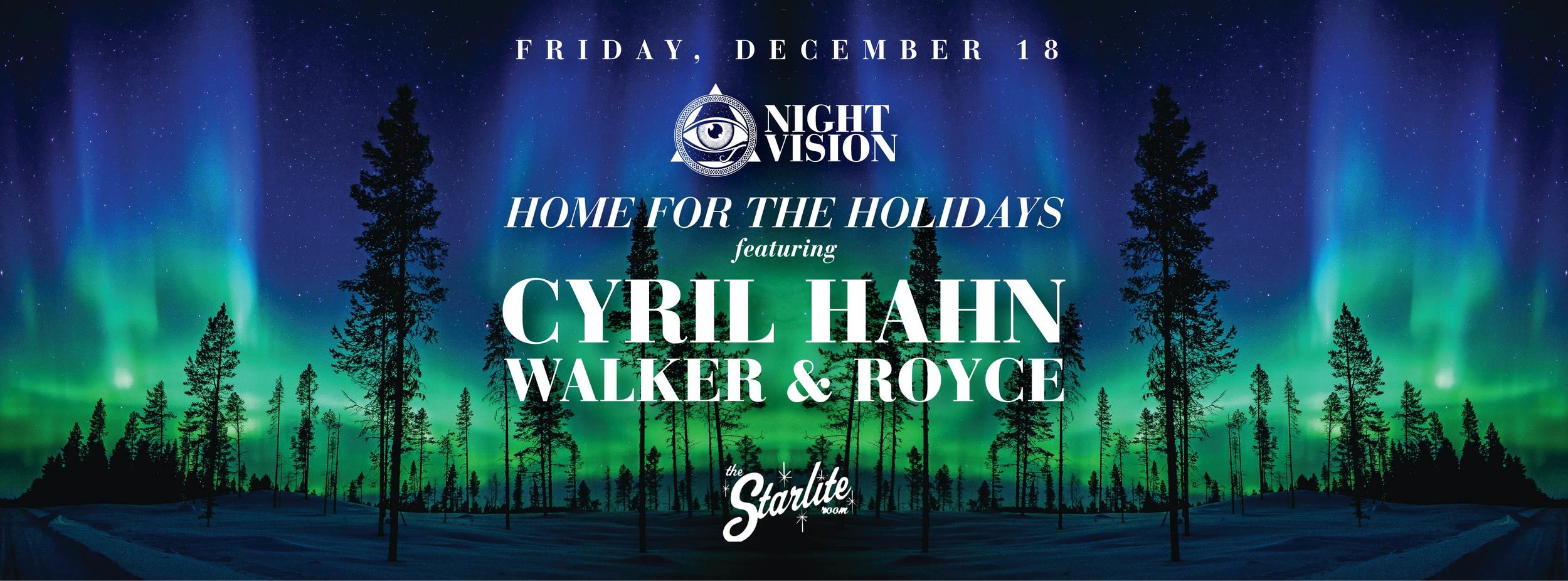 Cyril Hahn, Walker & Royce in Edmonton