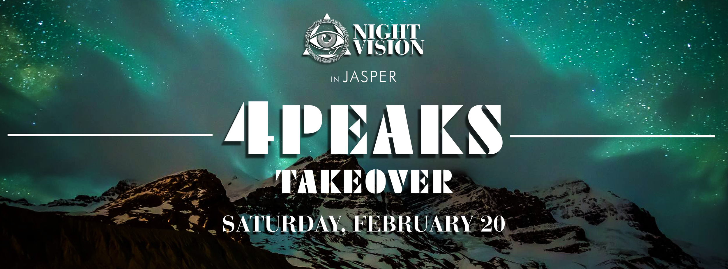 4Peaks Jasper, Night Vision Takeover