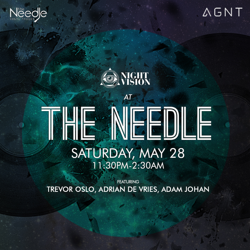 The Needle with Night Vision DJs