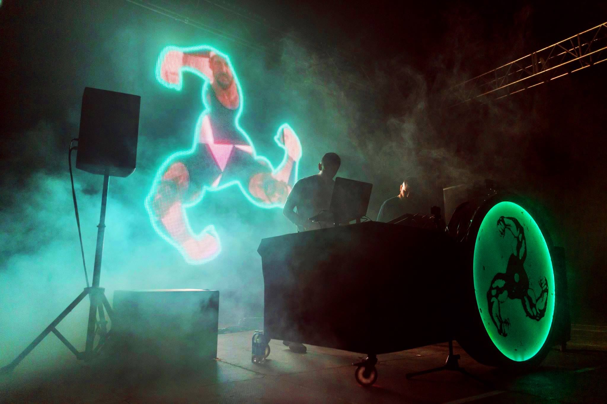 Photo Courtesy of BICEP at Field Day London