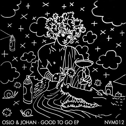 Trevor Oslo & Adam Johan - Good To Go EP