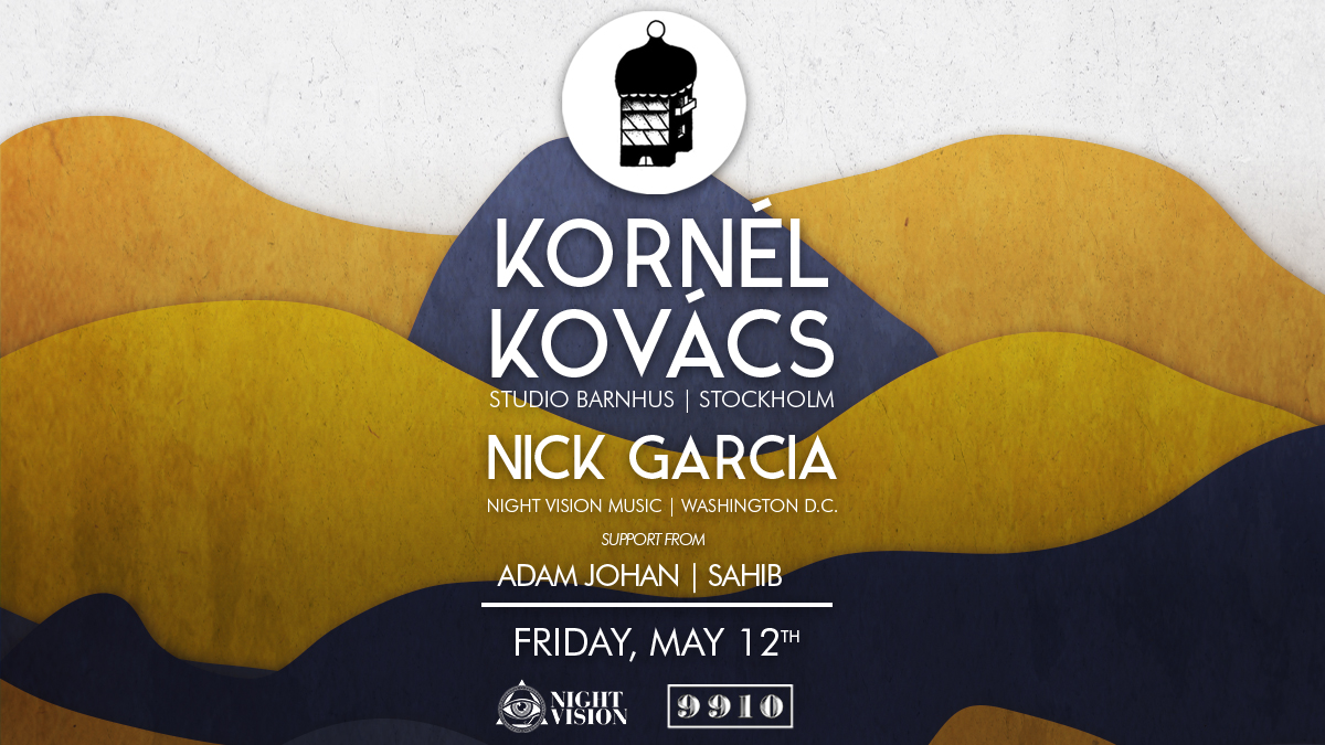 Kornel Kovacs, Nick Garcia