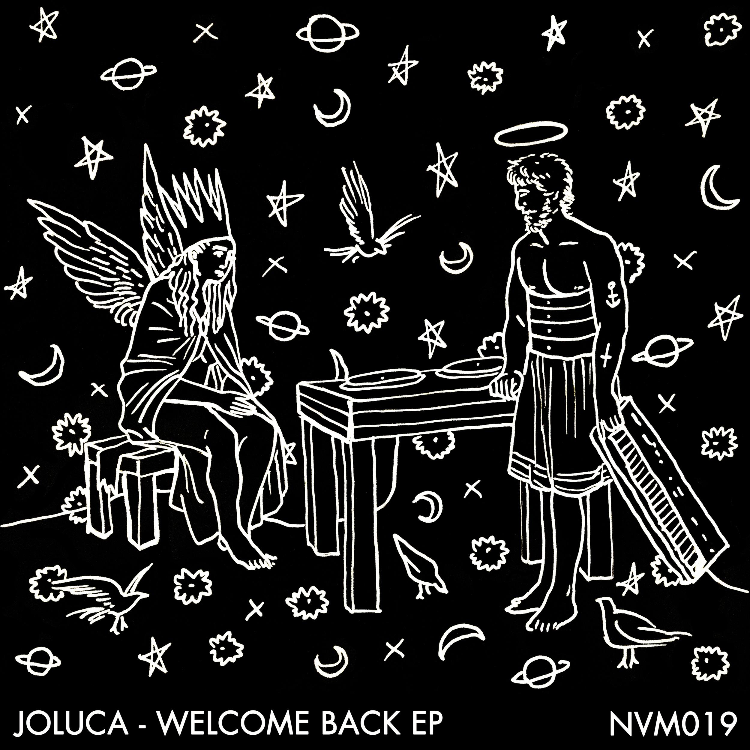 Joluca - Welcome Back EP
