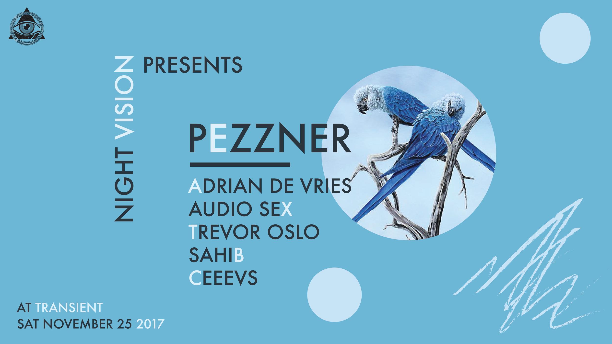 Pezzner in Edmonton