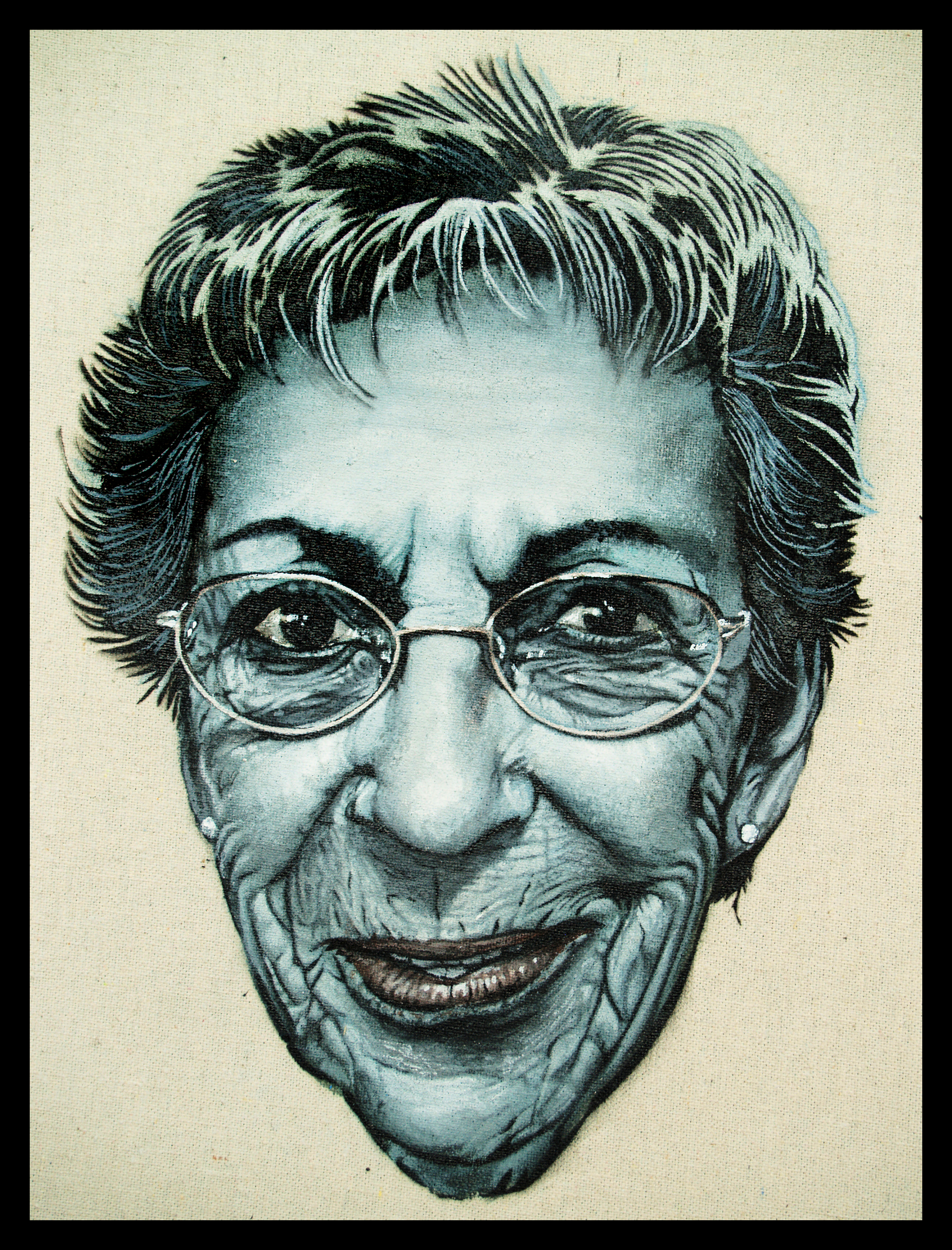 Shirley (grandma)