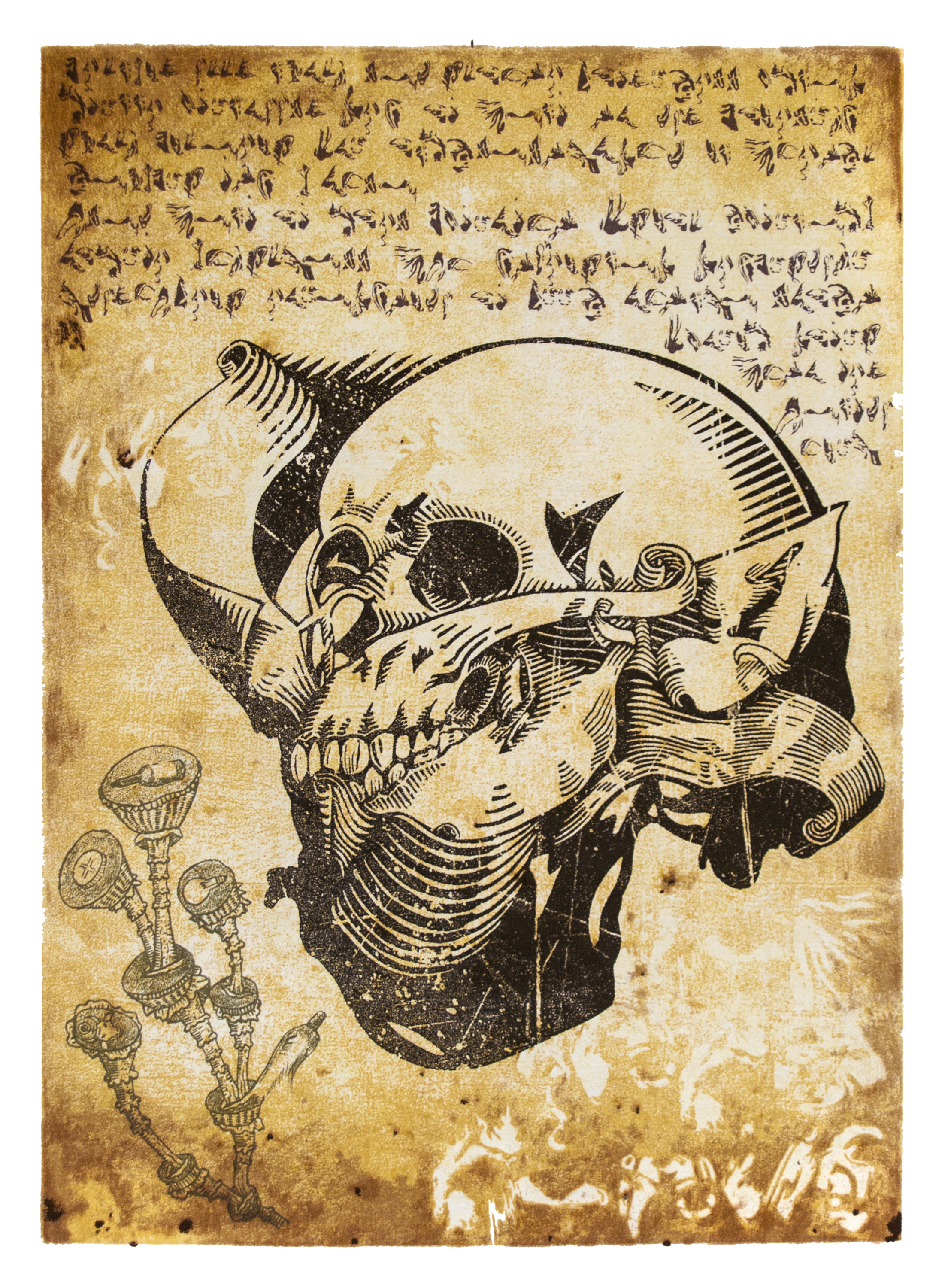 A Page from the Necromancer's Notebook