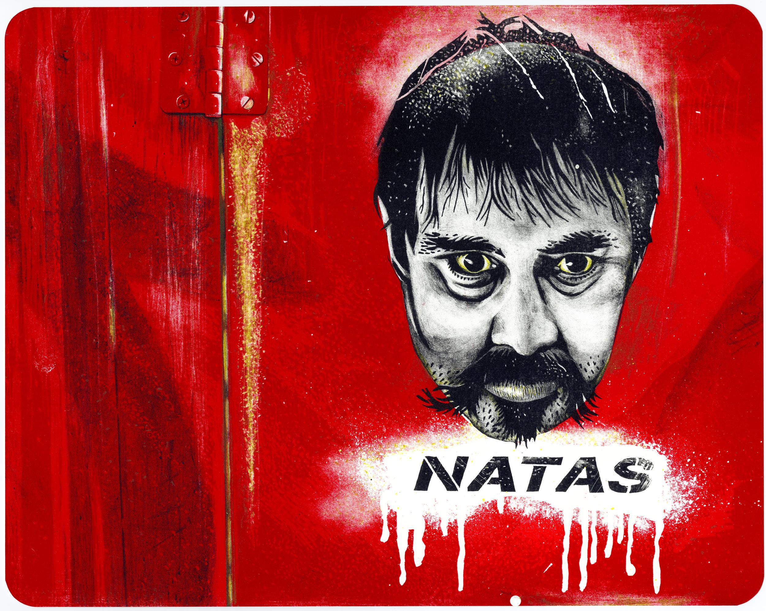Der Natas! on Nicholson
