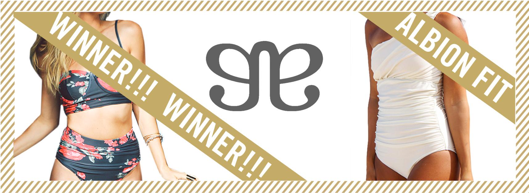 albion fit giveaway winner