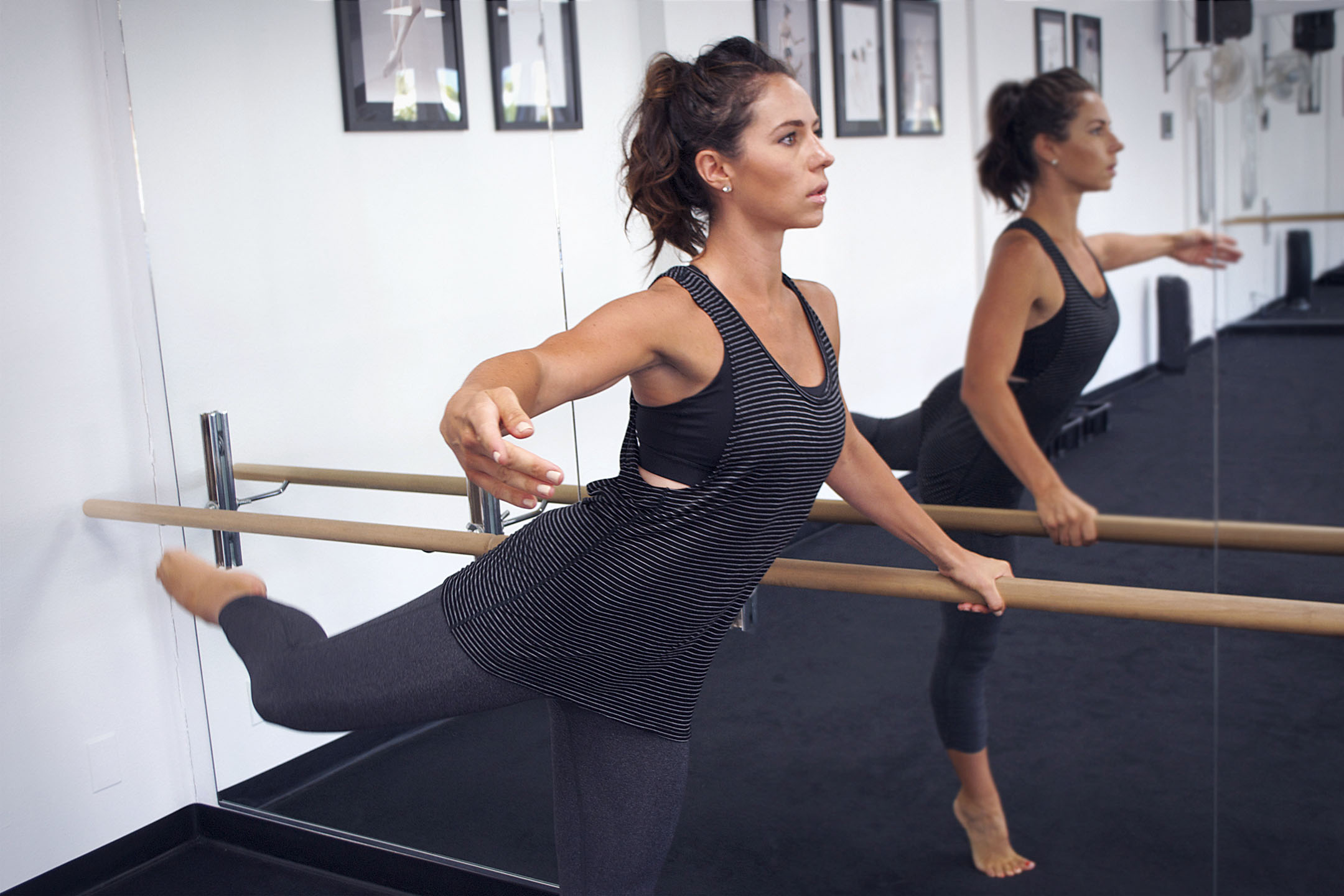 cardio barre technique