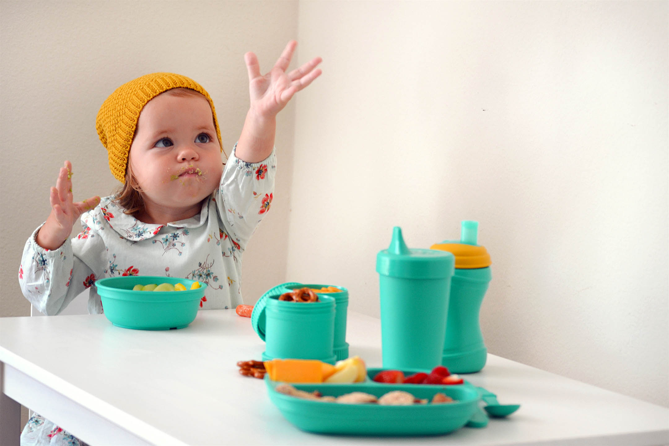 re-play toddler dishes