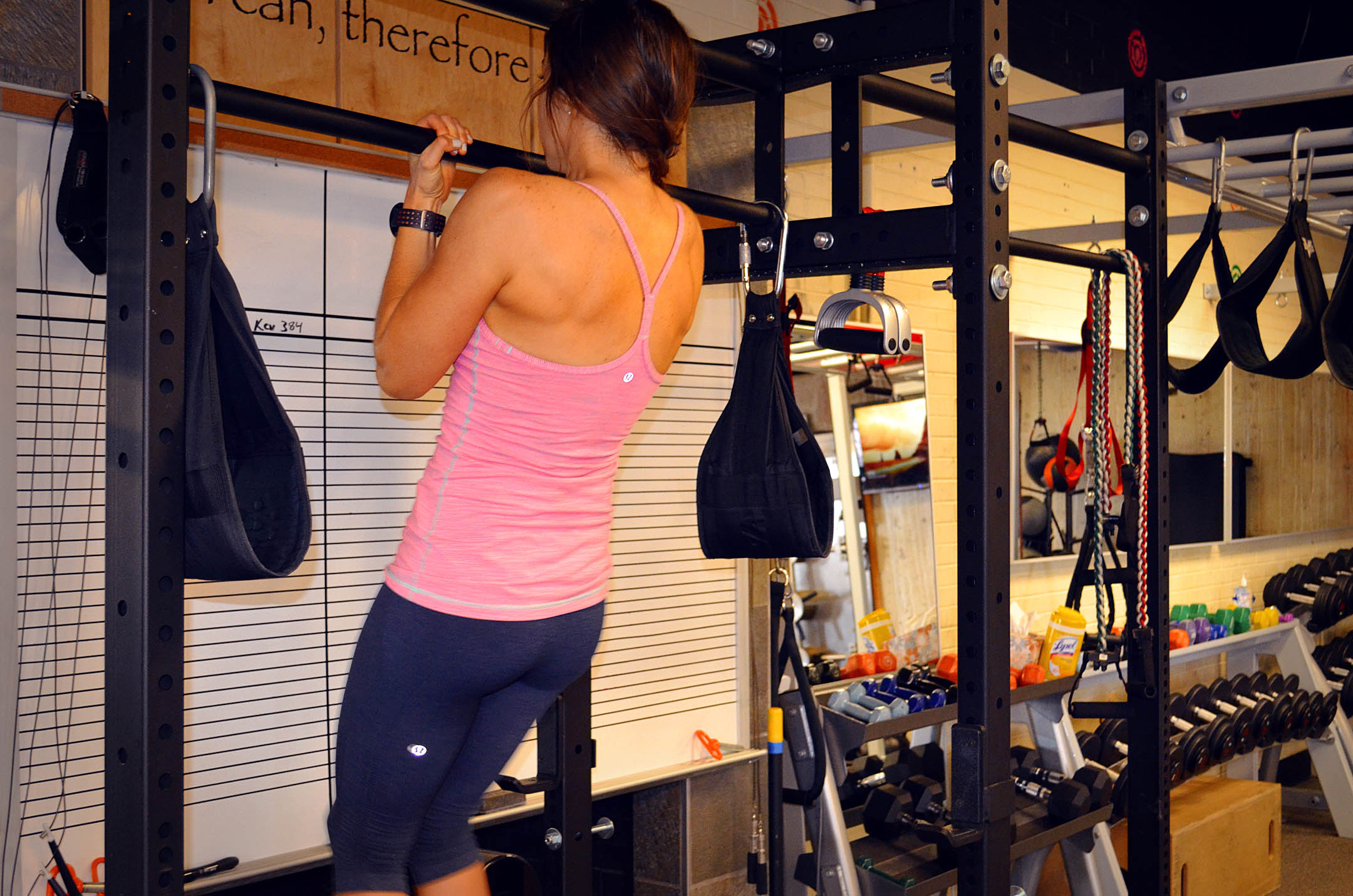chin ups exercise