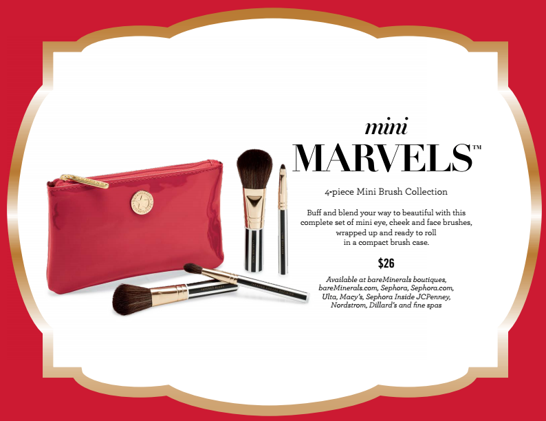 bare minerals gift set