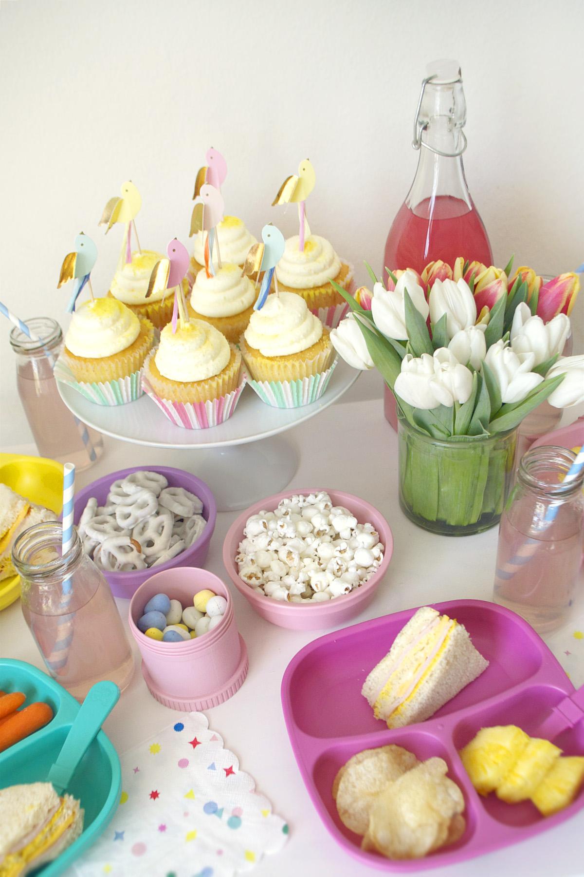 spring party decor