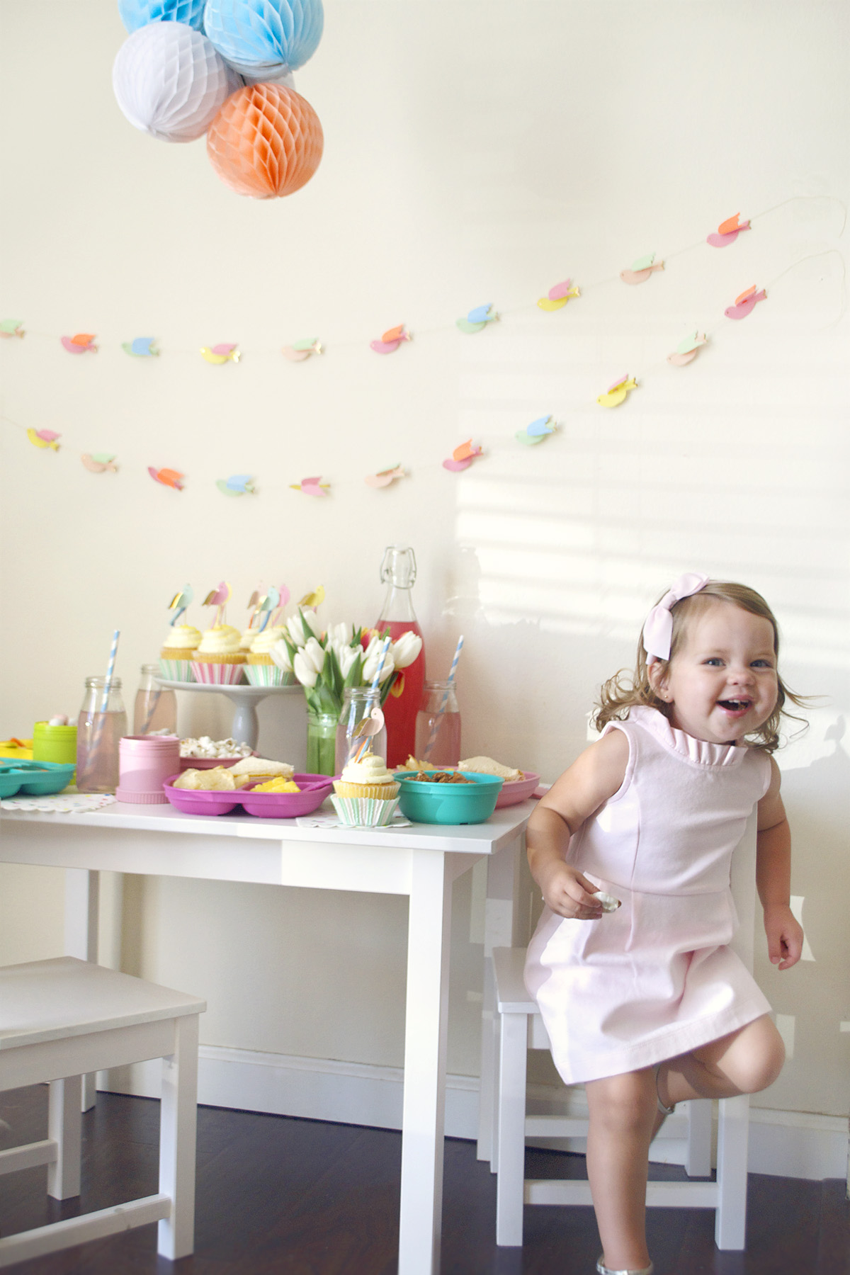 kids spring party ideas