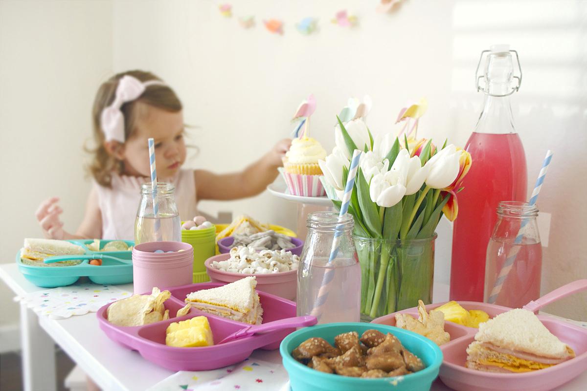 children's spring party