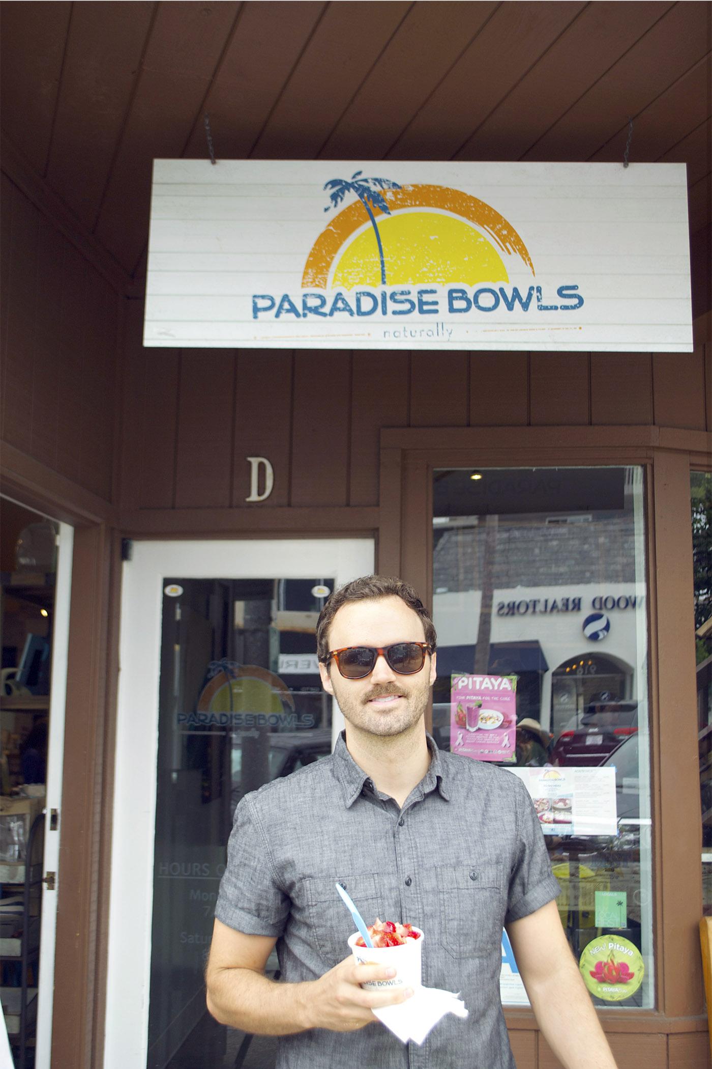 paradise bowls manhattan beach