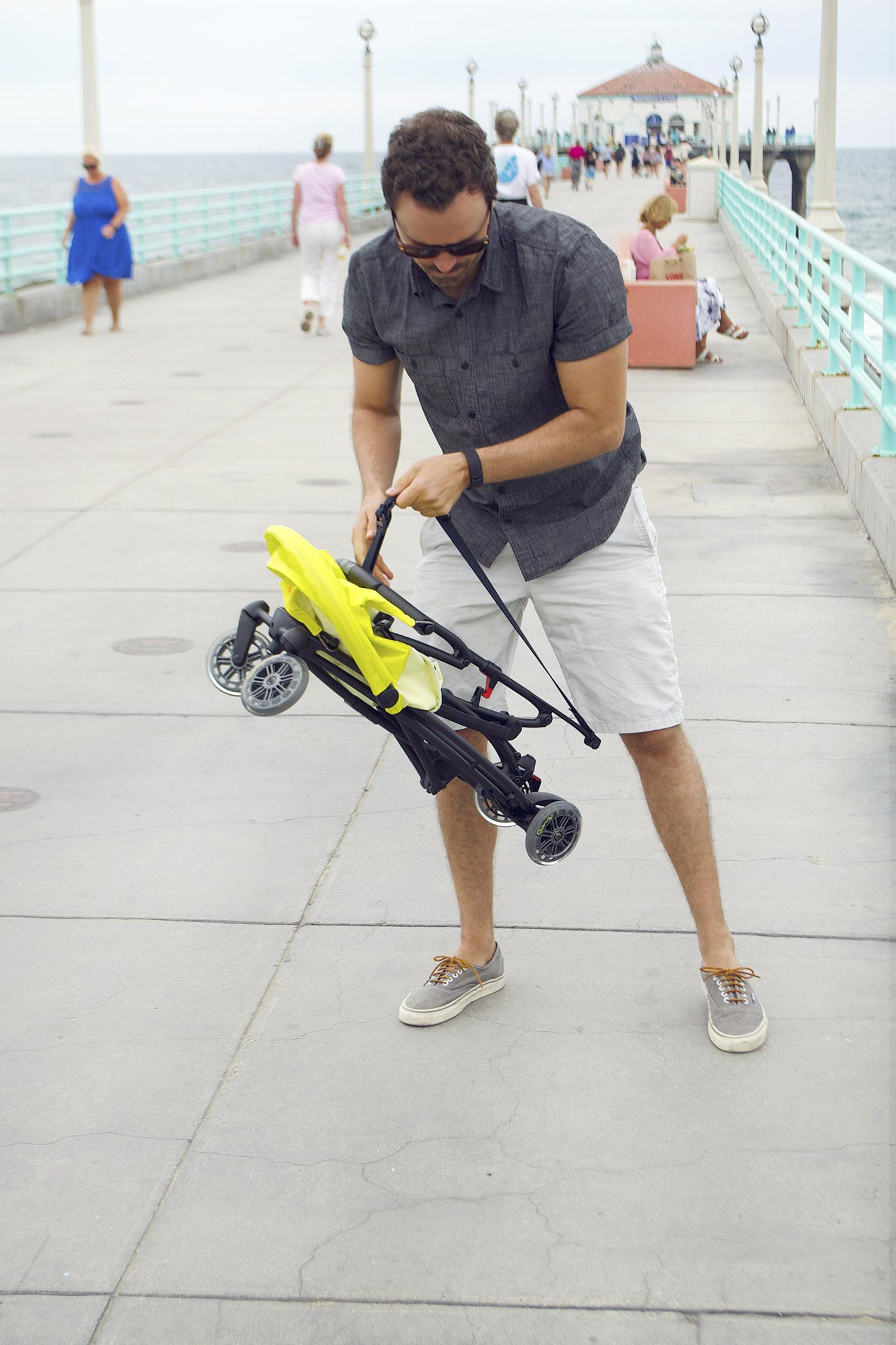 Quinny Yezz travel stroller