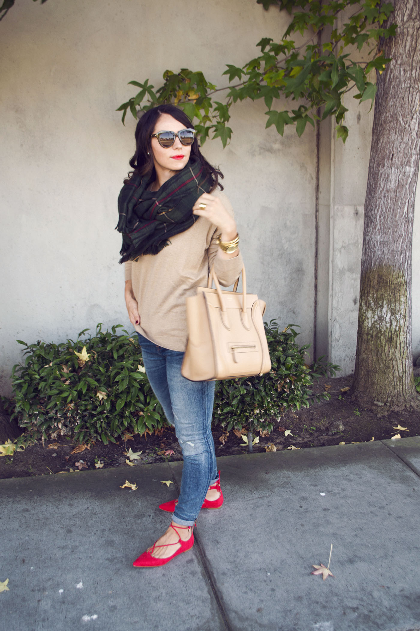 lace-up shoes for fall
