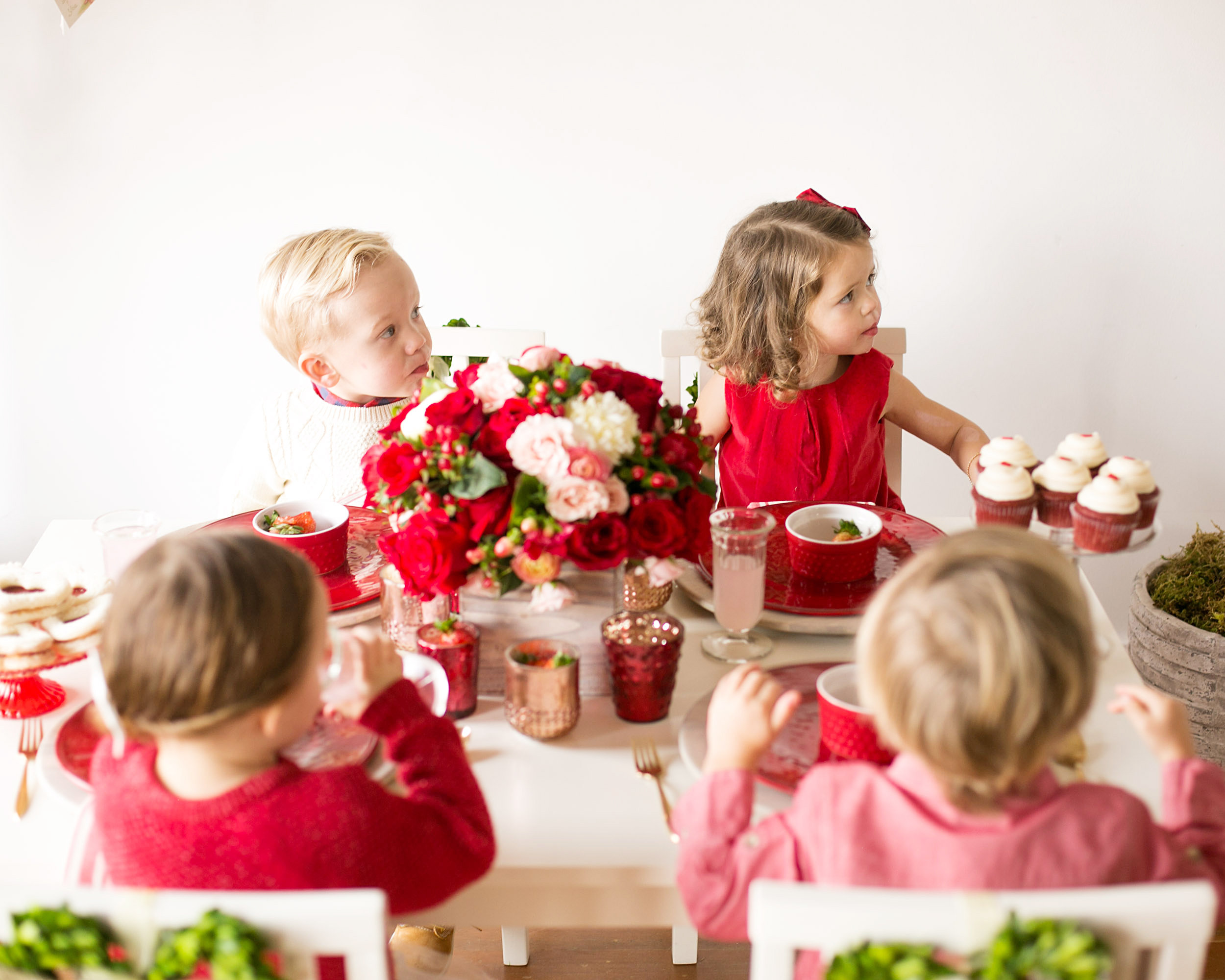 valentine's day kids party
