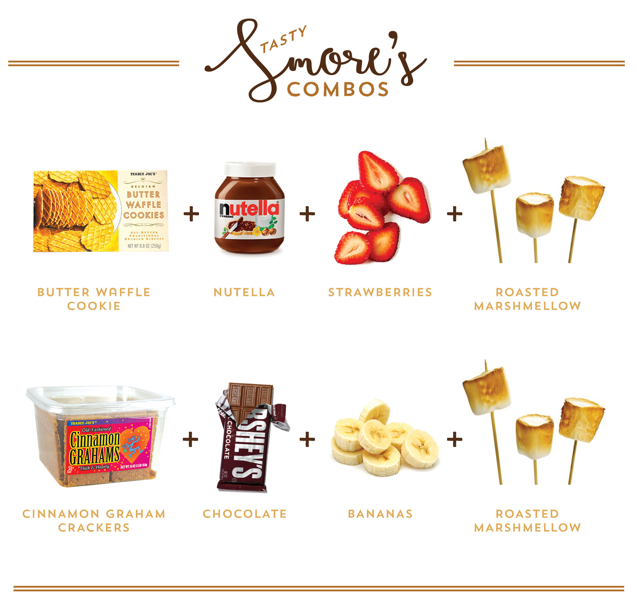Best Smore's Combos