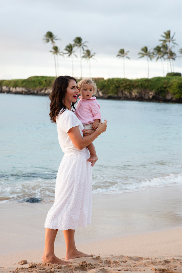 maui family beach pictures