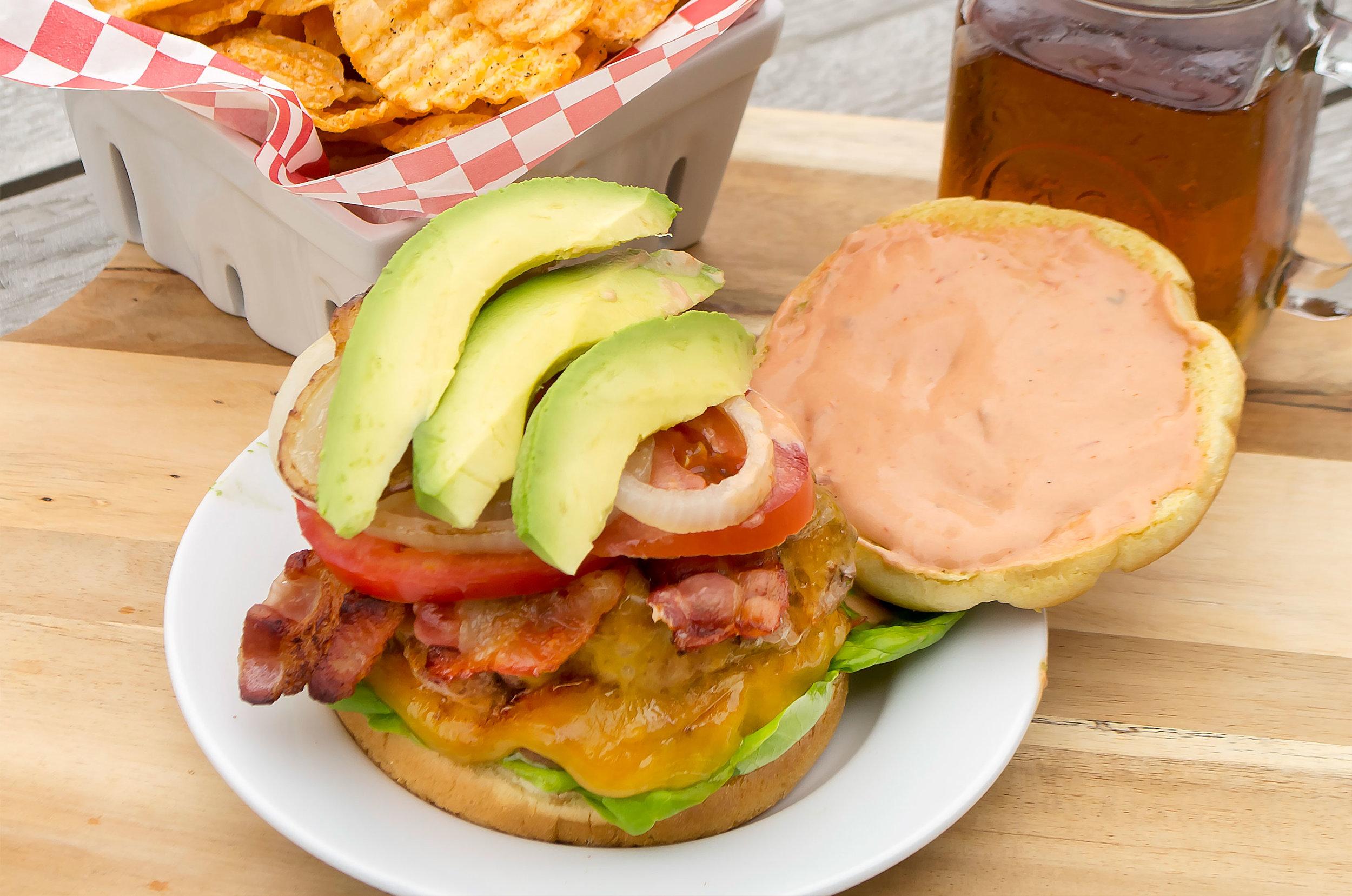 ultimate backyard burger recipe