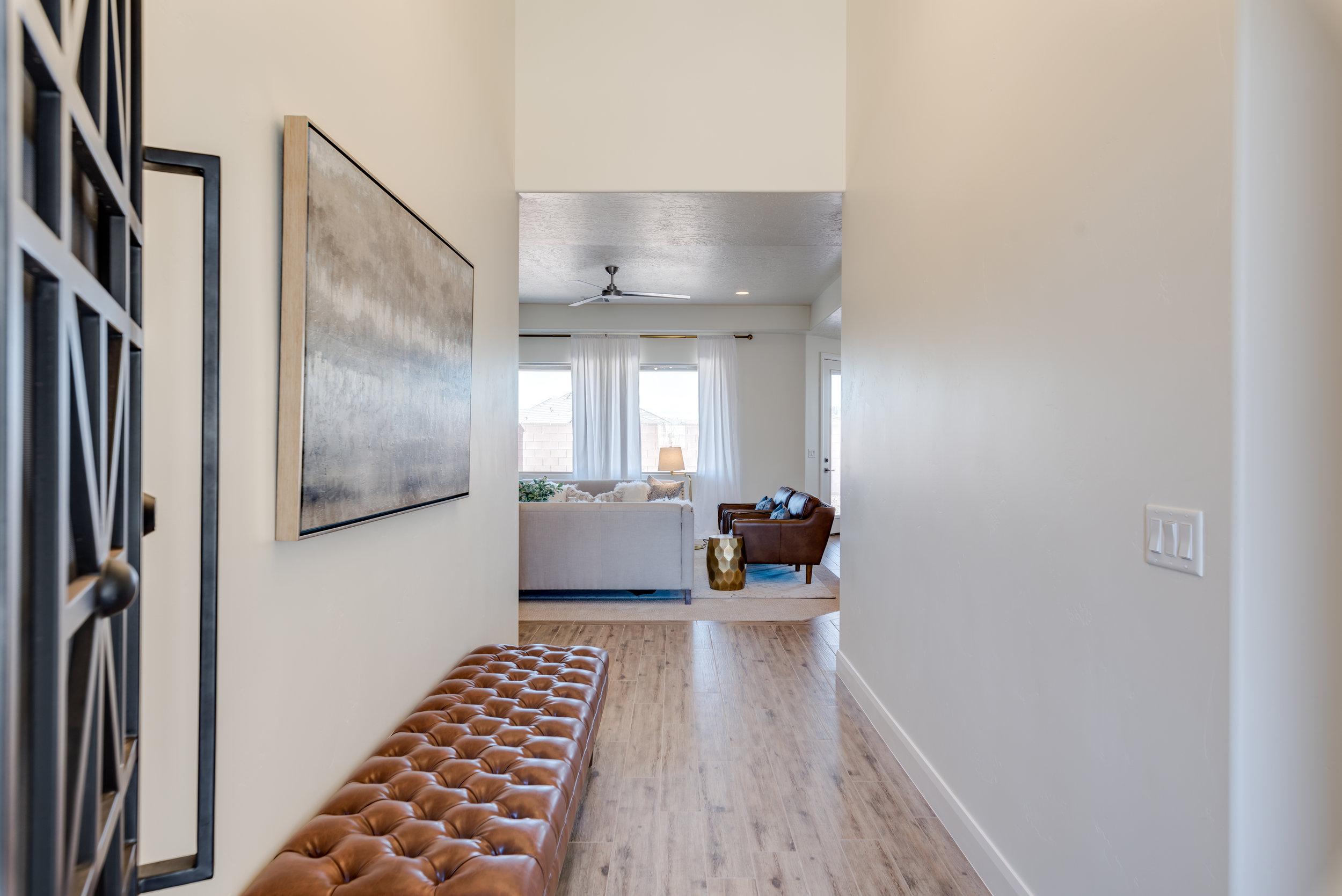 home entry design