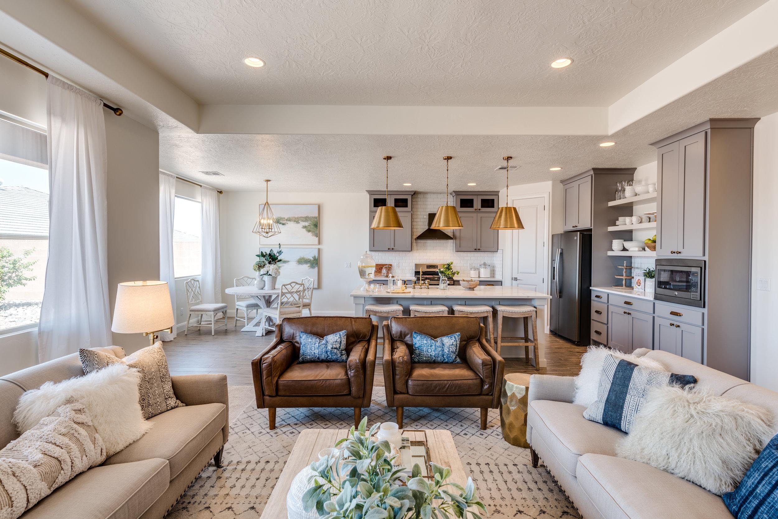 vintage modern home design