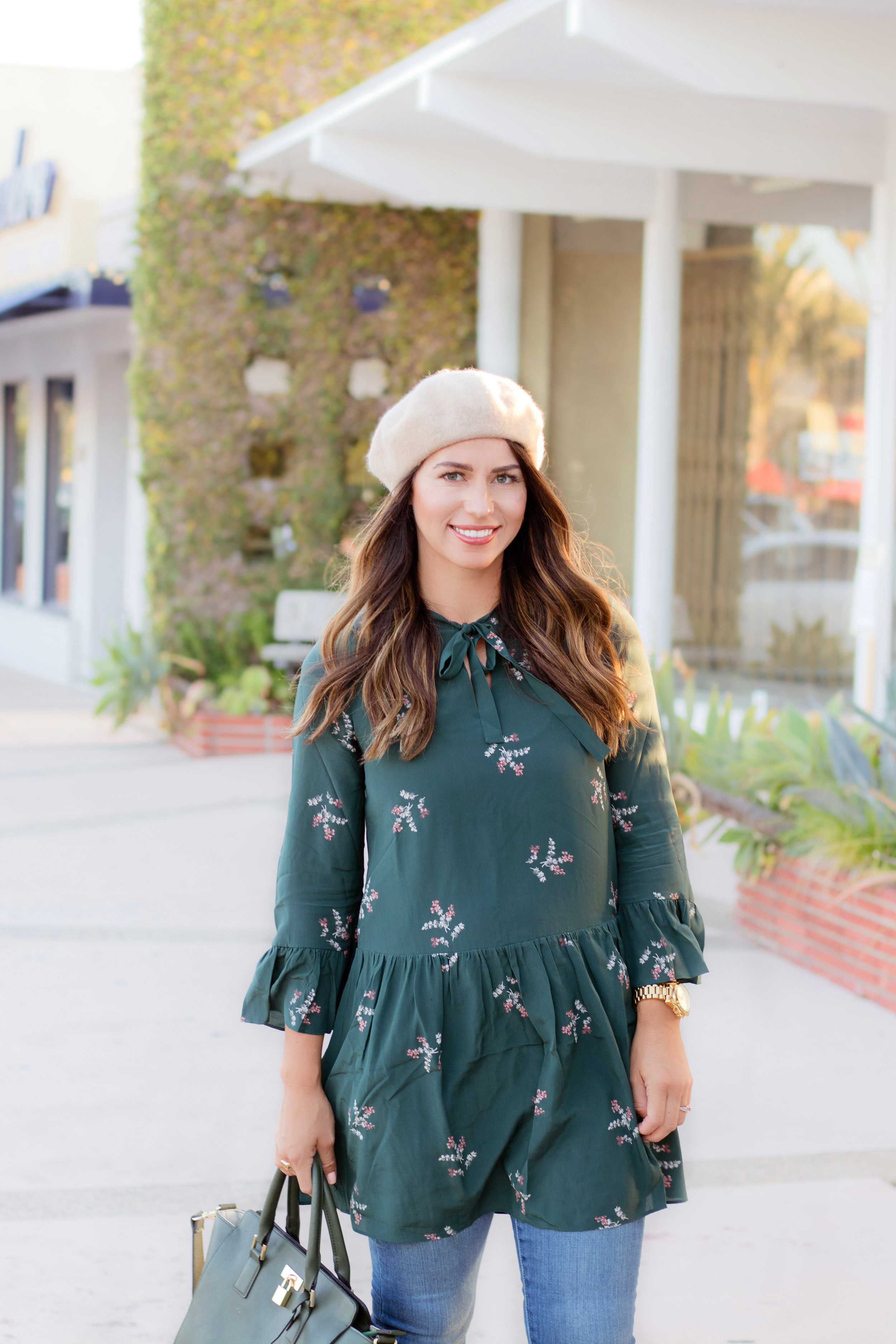 madewell fall dress
