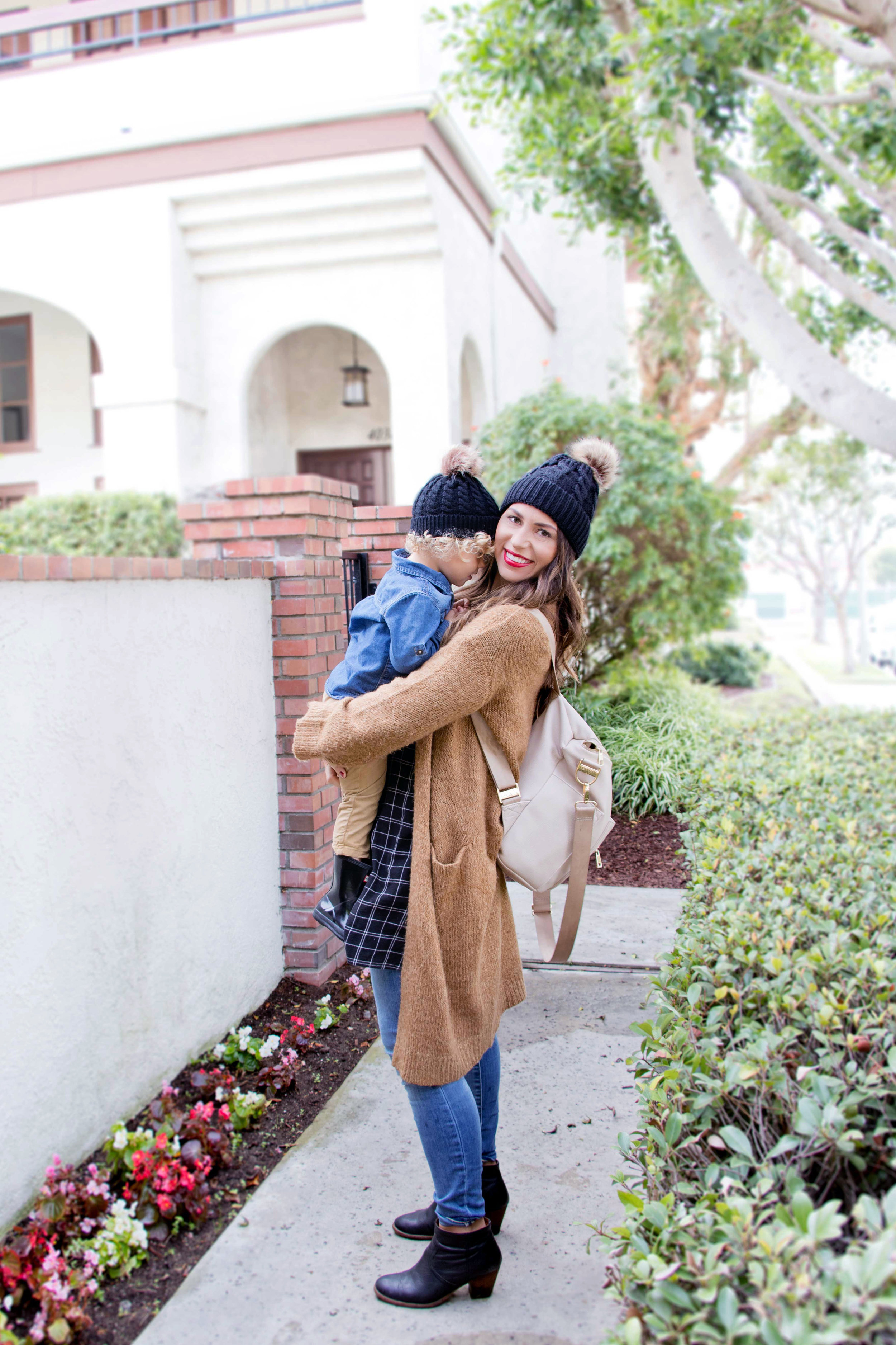 mommy and me fall fashion