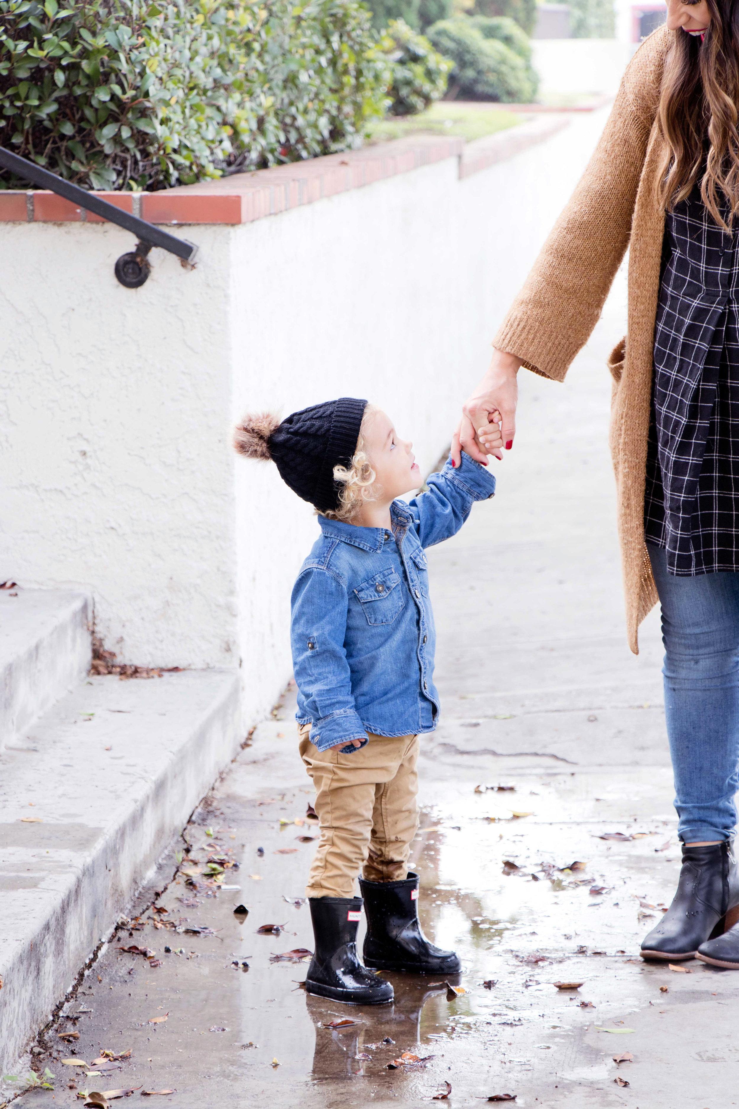 winter toddler fashion