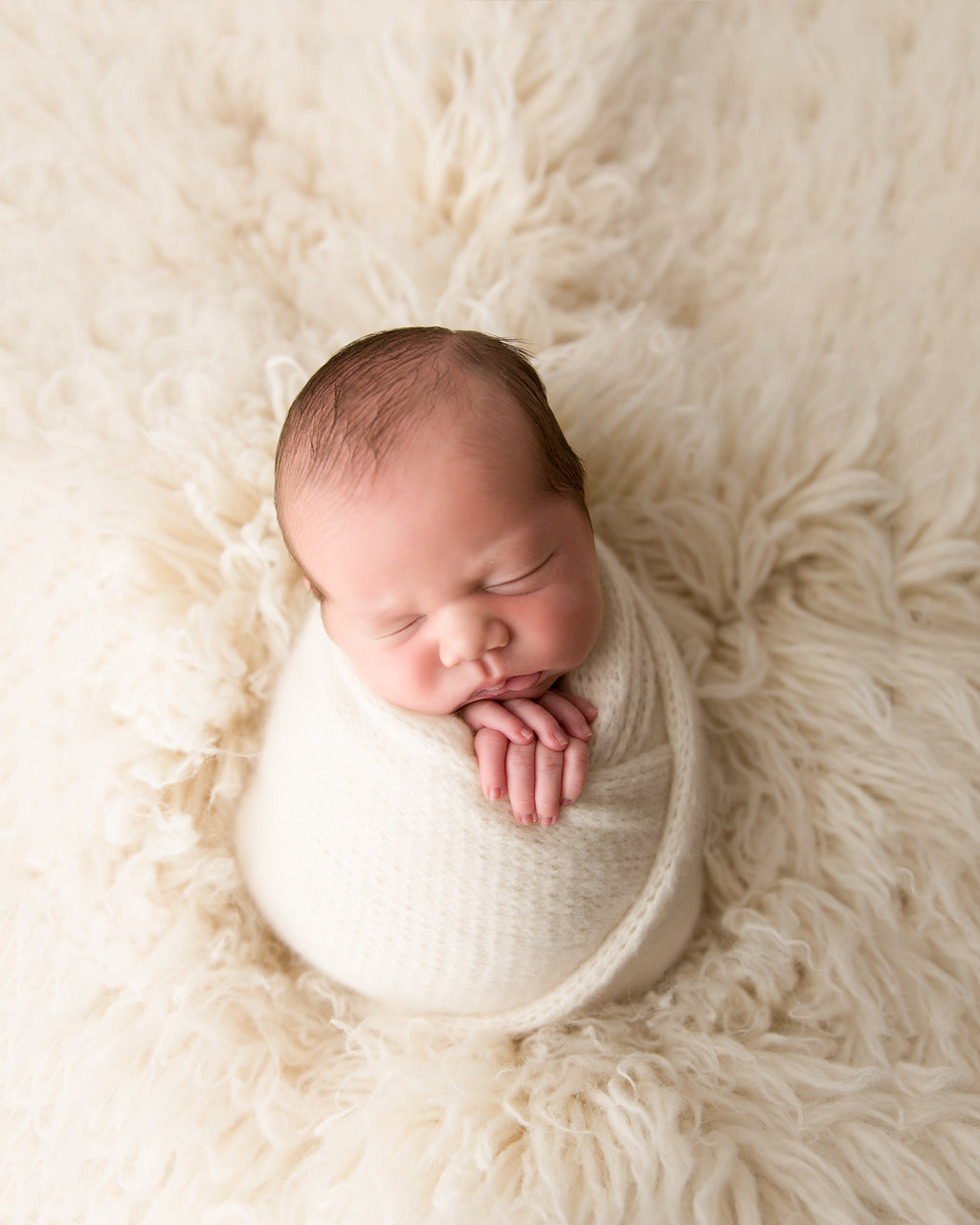Roman Beckham newborn pictures