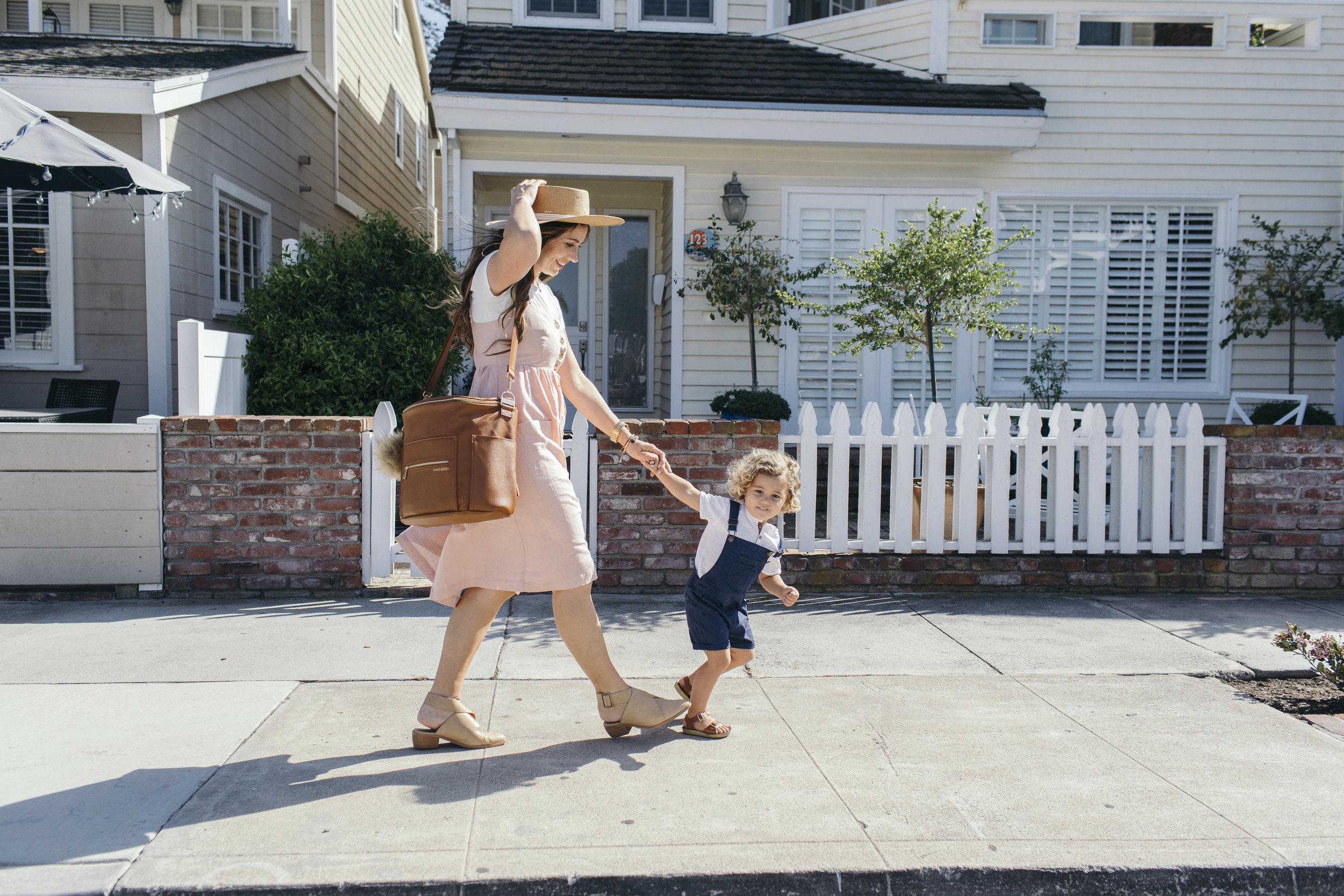 balboa island mommy and toddler style