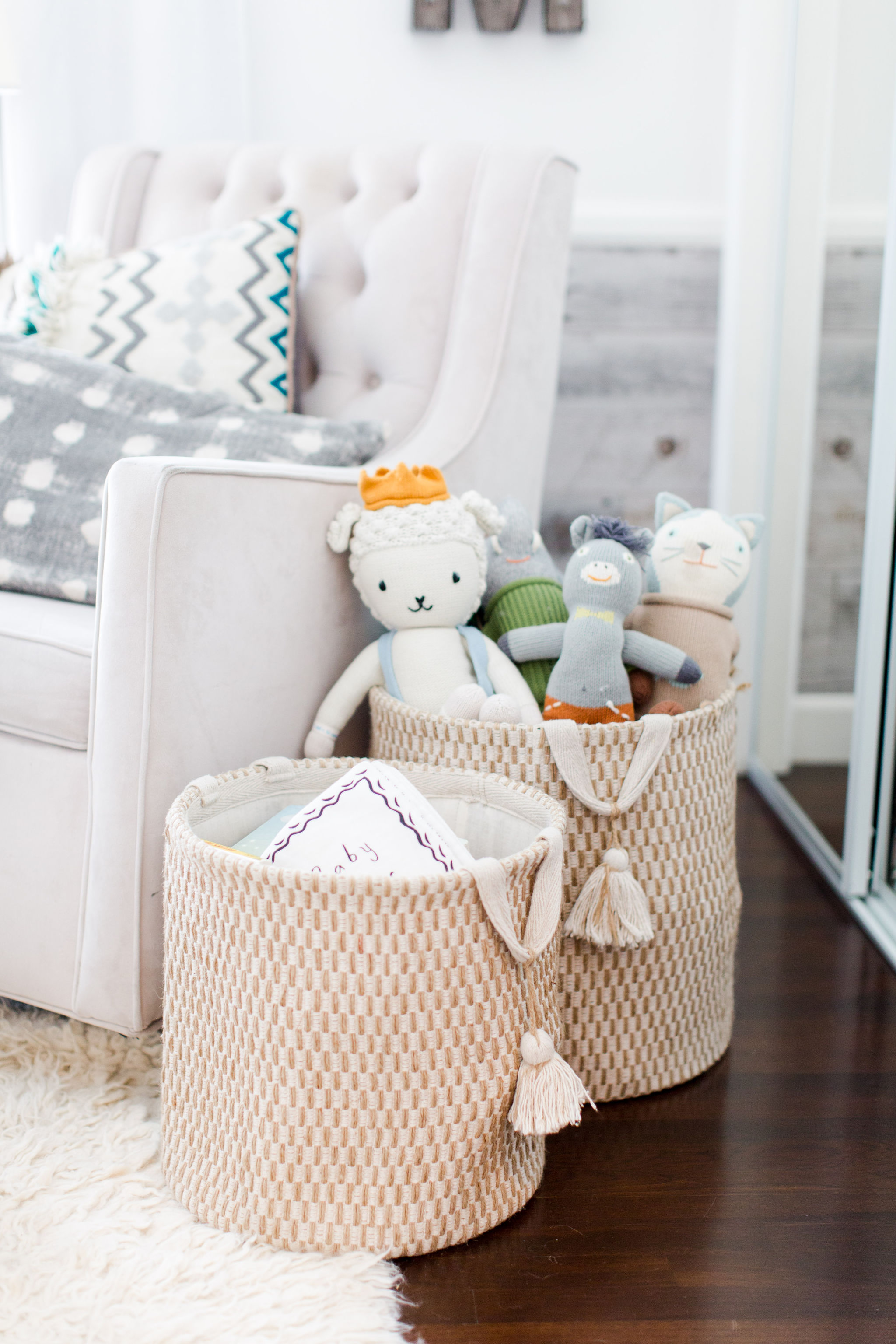 baby boy nursery design