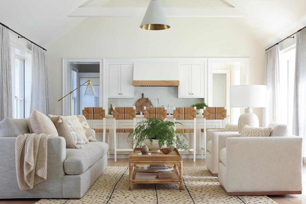 Living space design inspiration