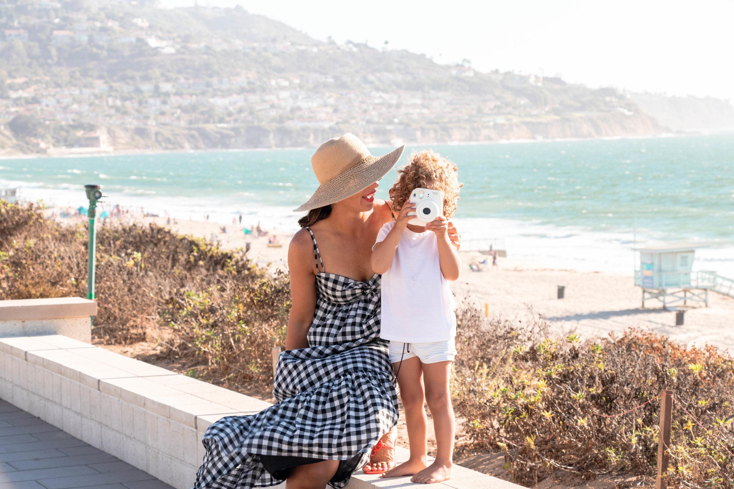 family beach days