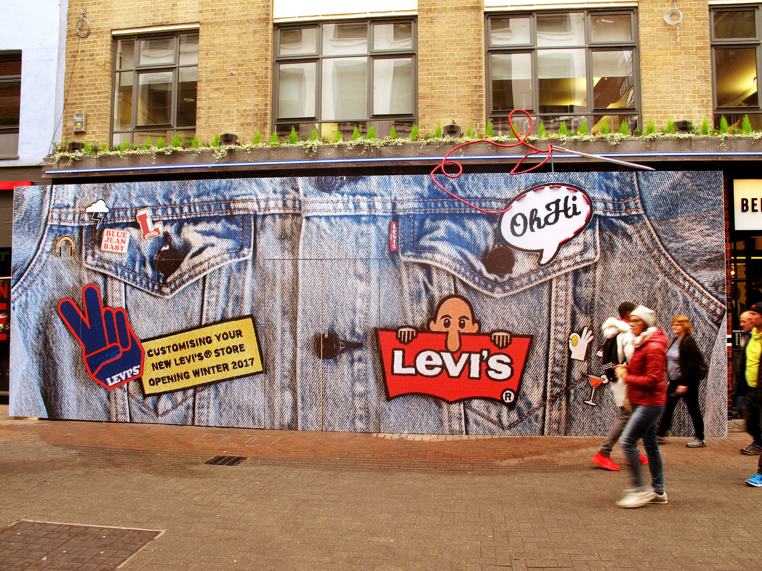 Levi's Carnaby Street