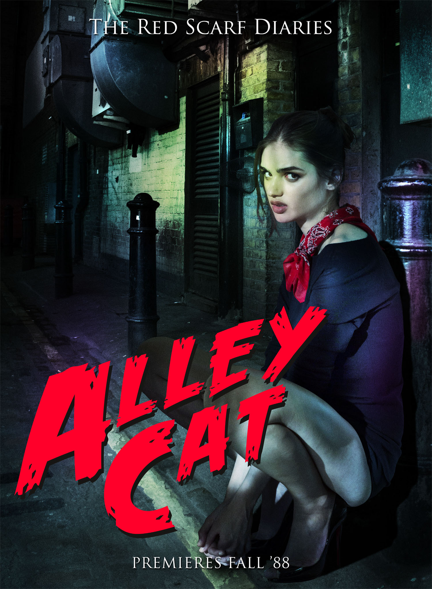 Straight To TV - 'Alley Cat'