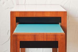 Framed Nesting Tables