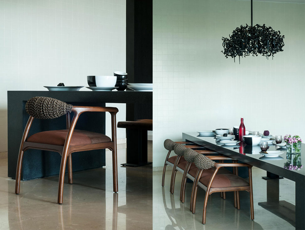 DINING TABLE DETAIL + DINING