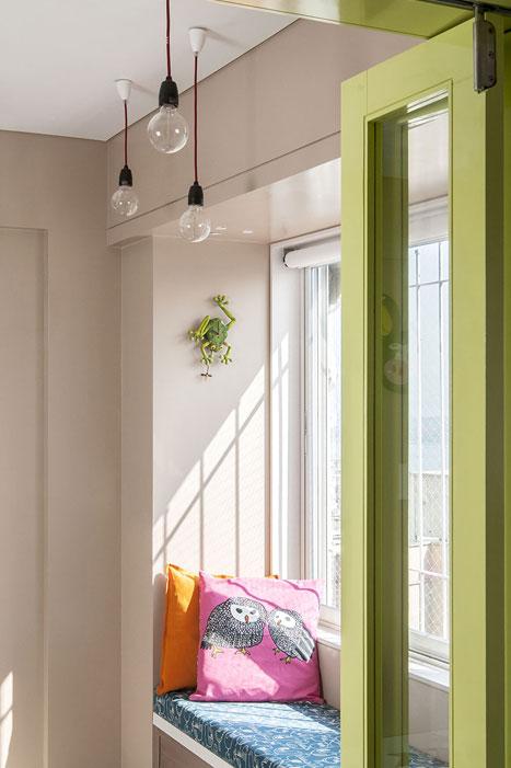 BEDROOM WINDOW DETAIL