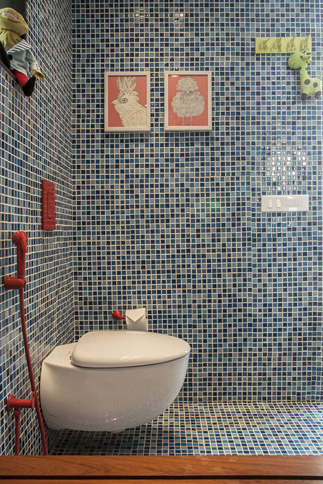 BATHROOM WC DETAIL