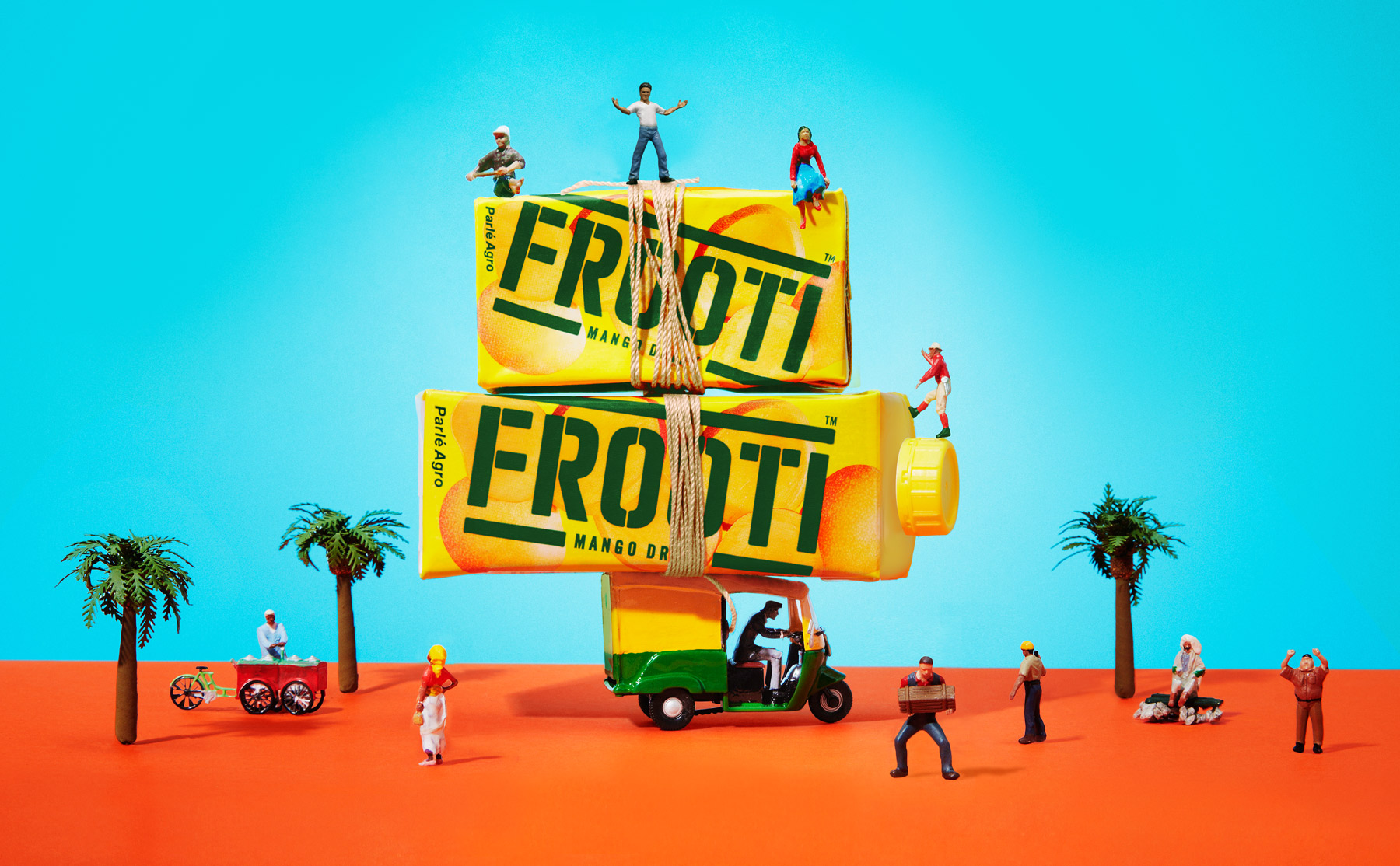 Frooti campaign.  Image courtesy underconsideration.com