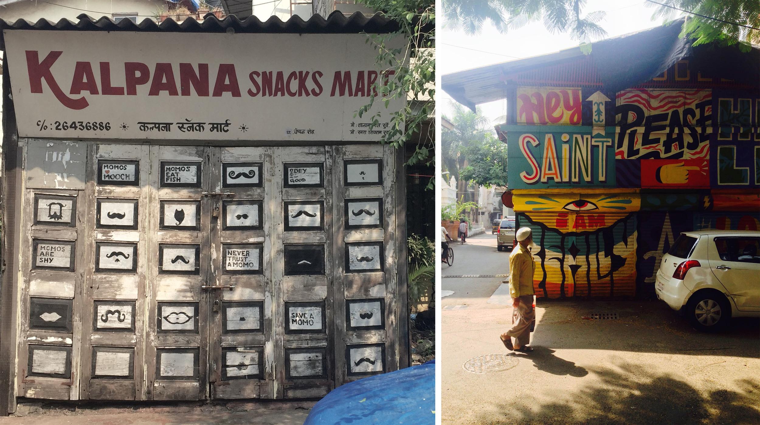 Storefronts of Ranwar
