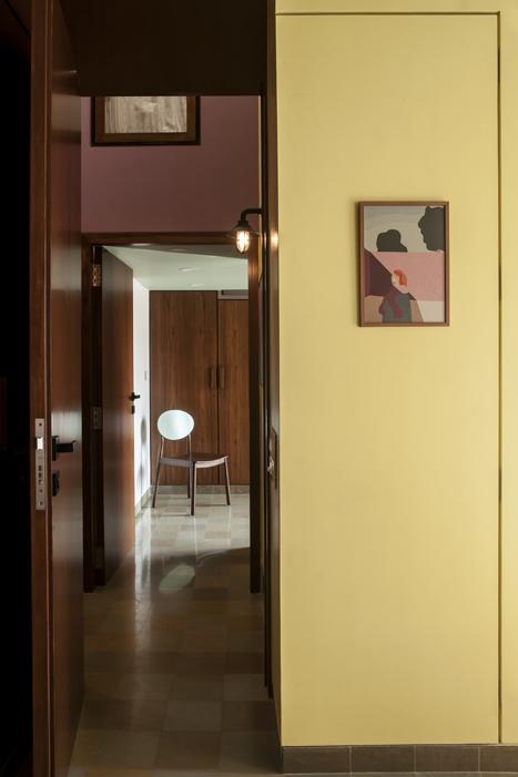 LOOKING TOWARDS BEDROOM 2 FROM MASTER BEDROOM